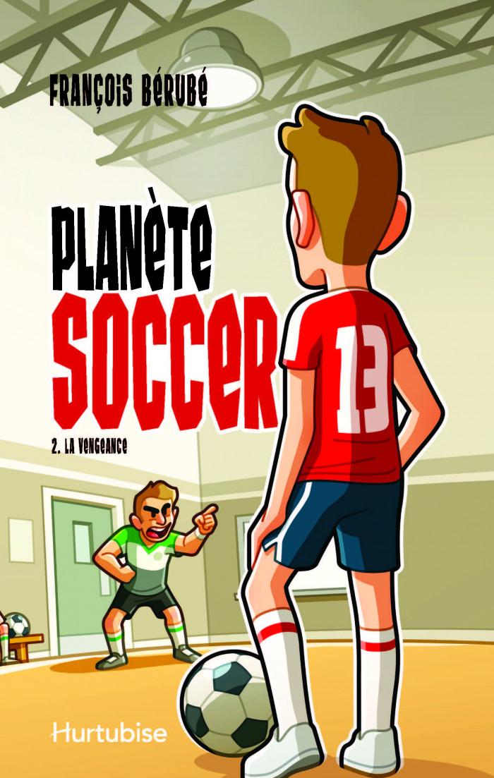 Couverture de Planète soccer - Tome 2
