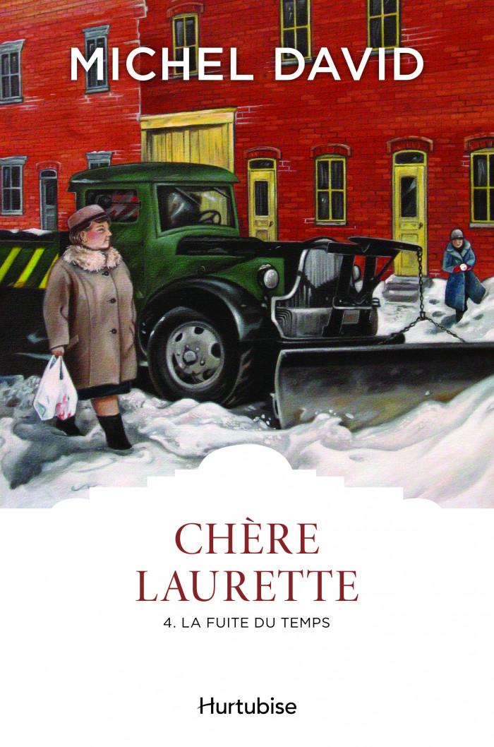 Couverture de Chère Laurette - Tome 4