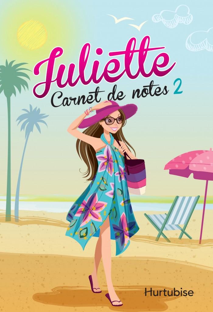 Couverture de Le Carnet de notes de Juliette 2