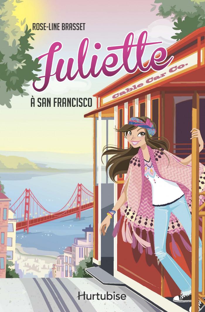 Couverture de Juliette à San Francisco