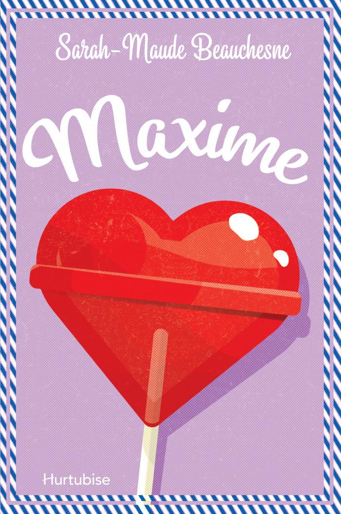Couverture de Maxime