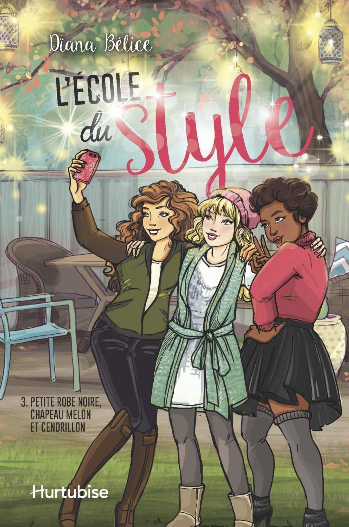 Couverture de L'École du style - Tome 3