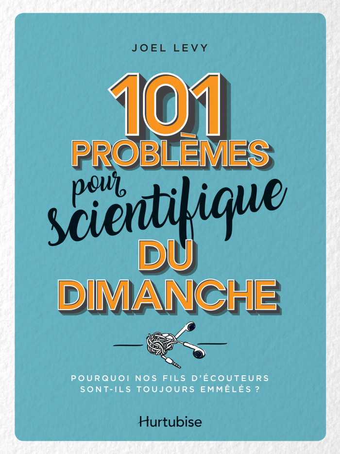 Couverture de 101 problèmes pour scientifique du dimanche
