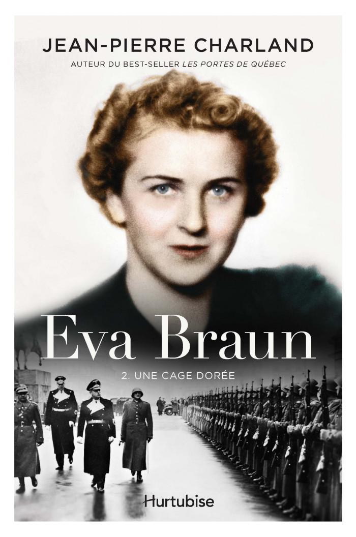 Couverture de Eva Braun - Tome 2