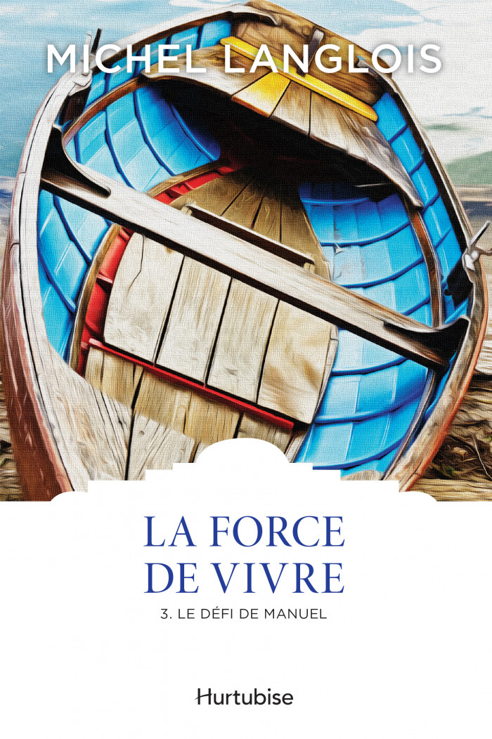 Couverture de La Force de vivre - Tome 3