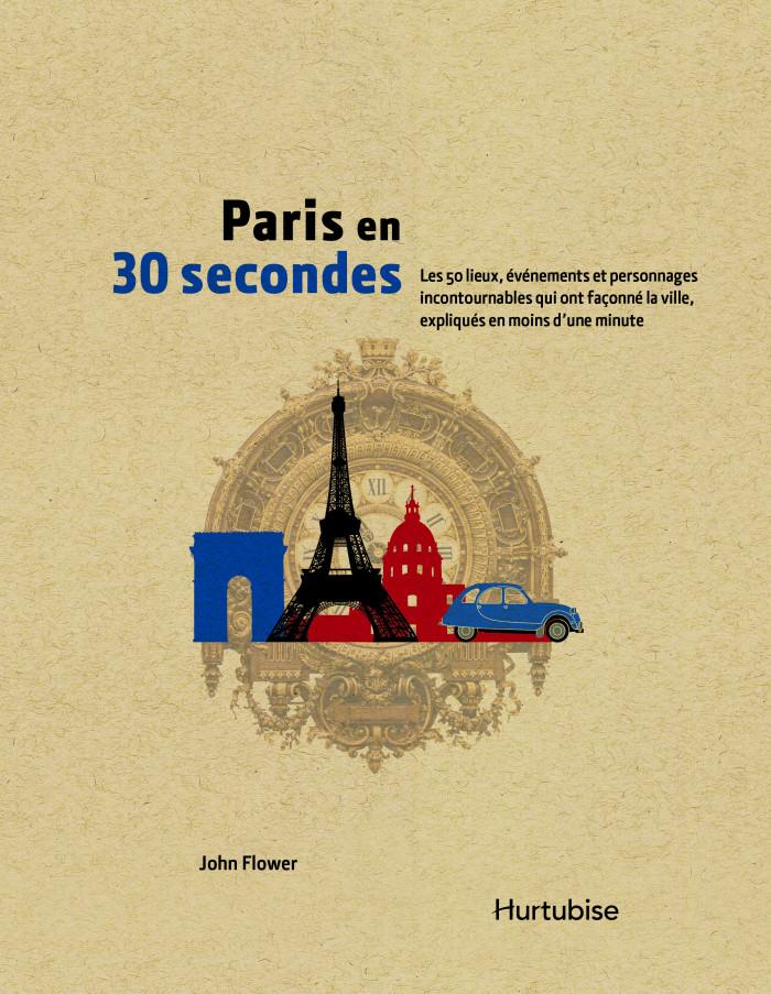 Couverture de Paris en 30 secondes