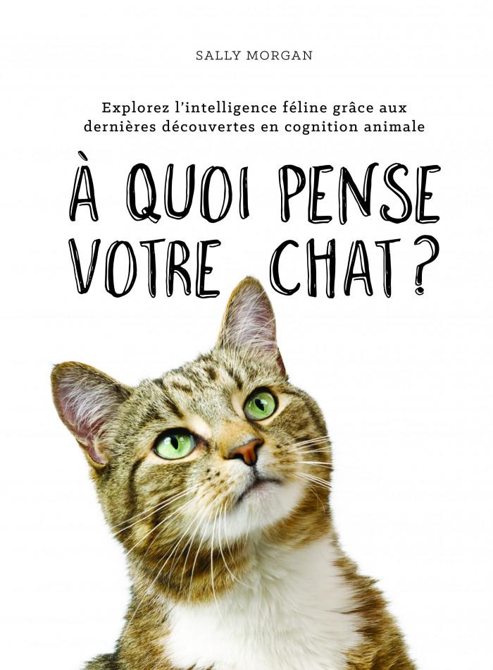 Couverture de À quoi pense votre chat?