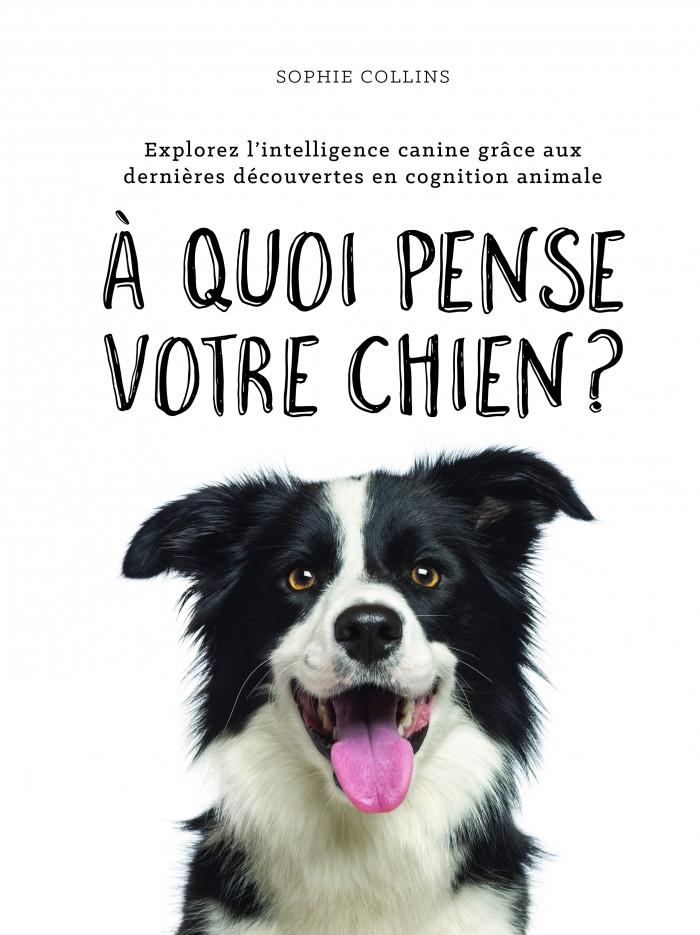 Couverture de À quoi pense votre chien?
