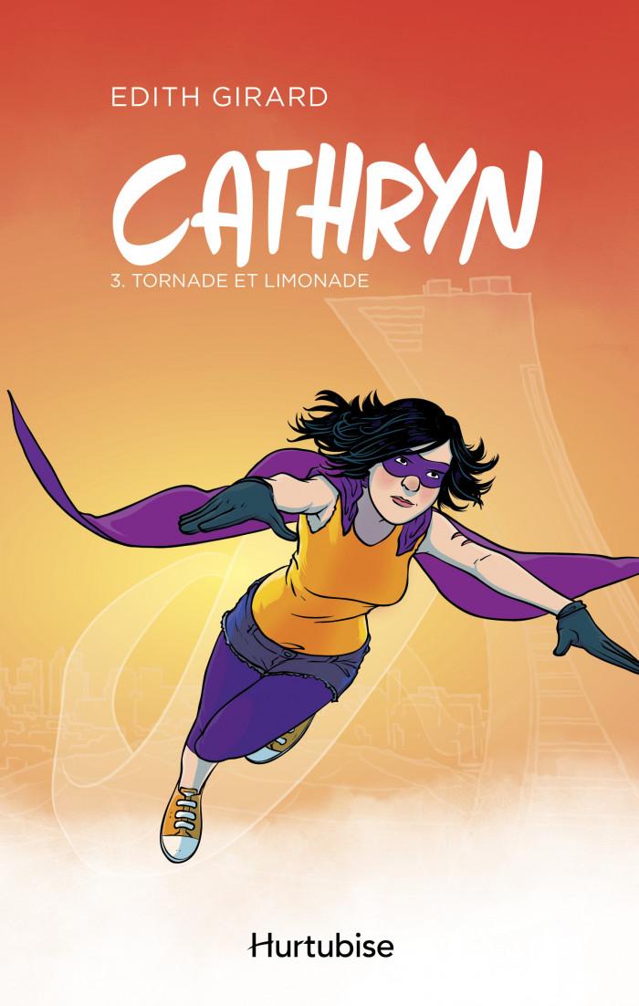 Couverture de Cathryn - Tome 3