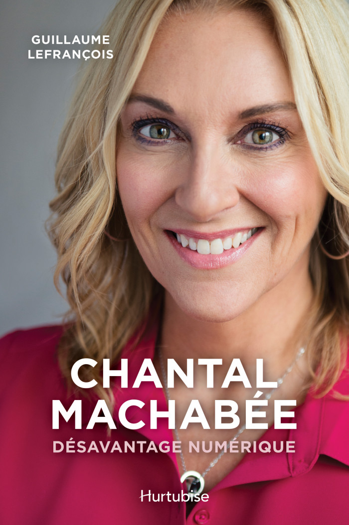 Couverture de Chantal Machabée