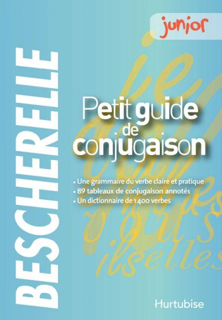 Couverture de Petit guide de conjugaison - Junior