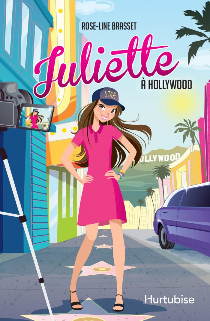 Couverture de Juliette à Hollywood
