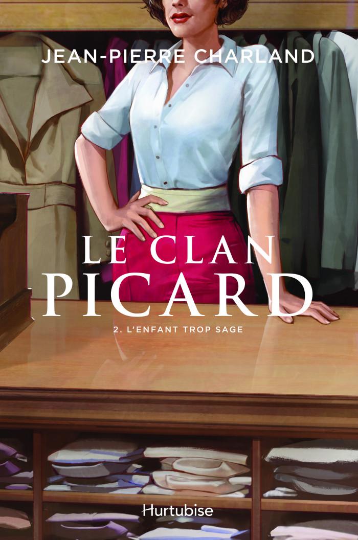 Couverture de Le Clan Picard - Tome 2