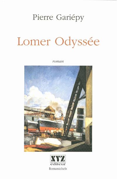 Couverture de Lomer Odyssée