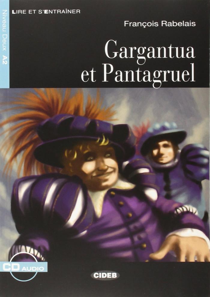 Couverture de Gargantua et Pantagruel