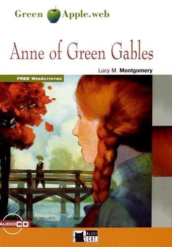 Couverture de Anne of Green Gables