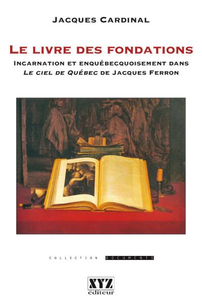 Couverture de Le livre des fondations
