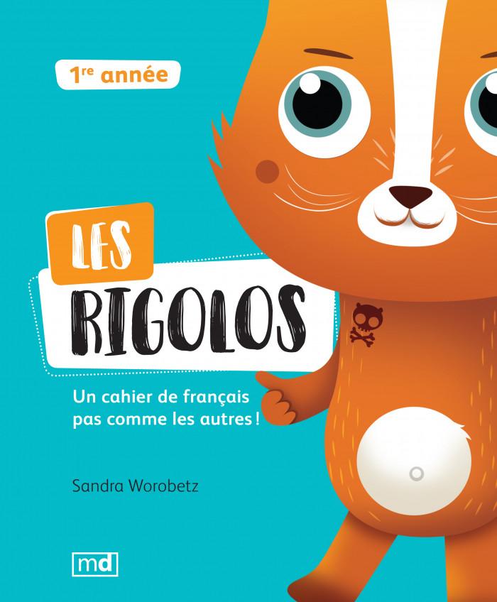 Couverture de Les Rigolos - 1<sup>re</sup> année