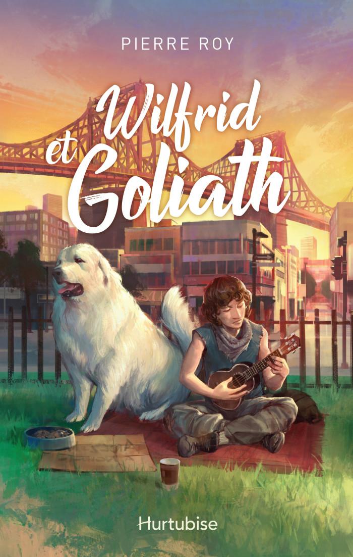 Couverture de Wilfrid et Goliath