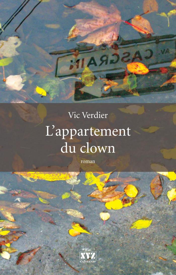 Couverture de L'appartement du clown