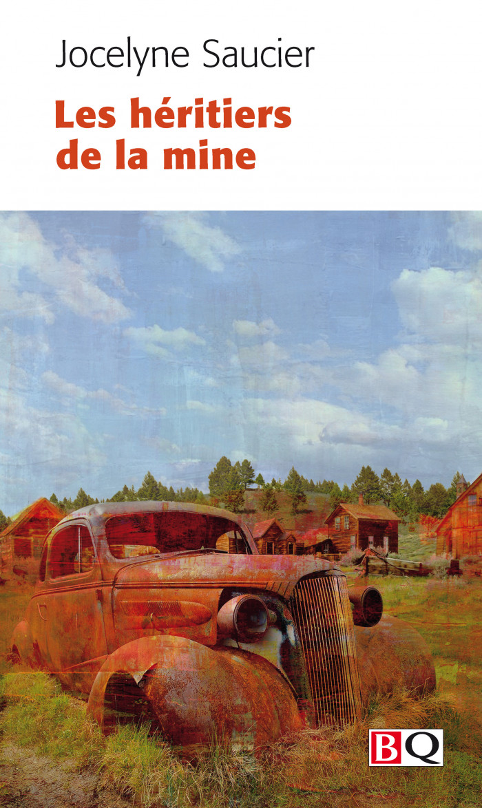 Couverture de Les héritiers de la mine