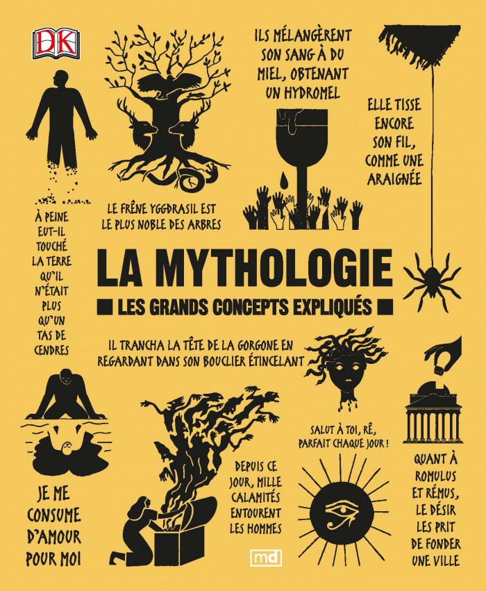 Couverture de La mythologie