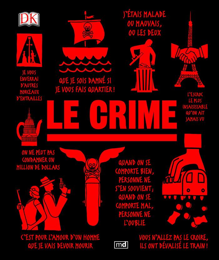 Couverture de Le crime