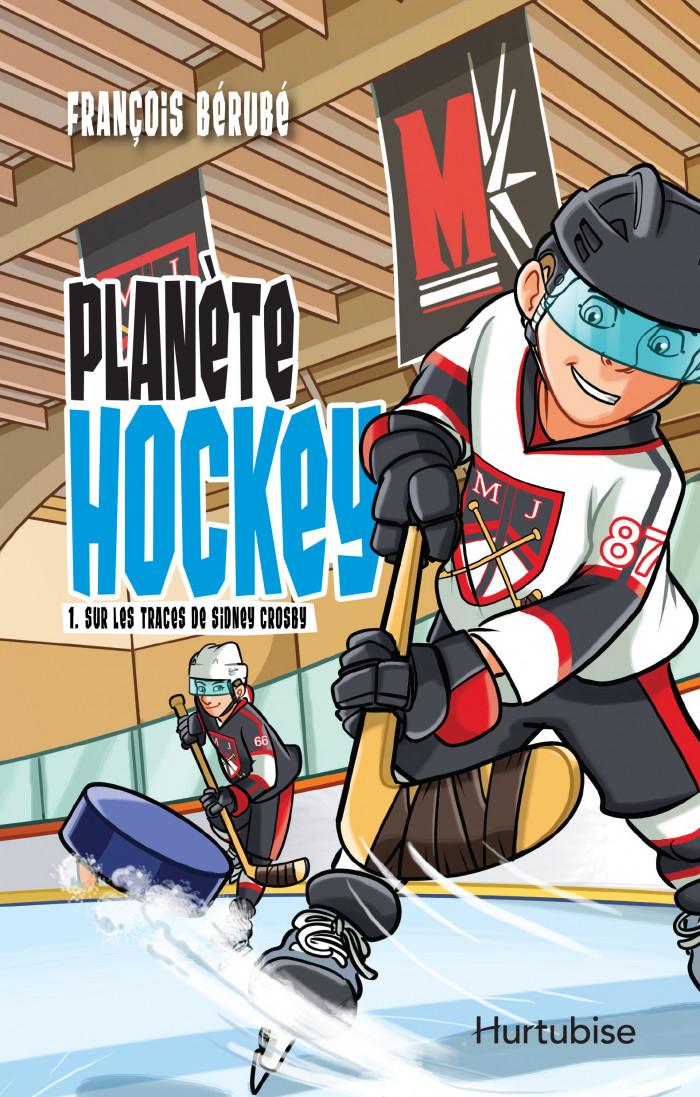 Couverture de Planète hockey - Tome 1