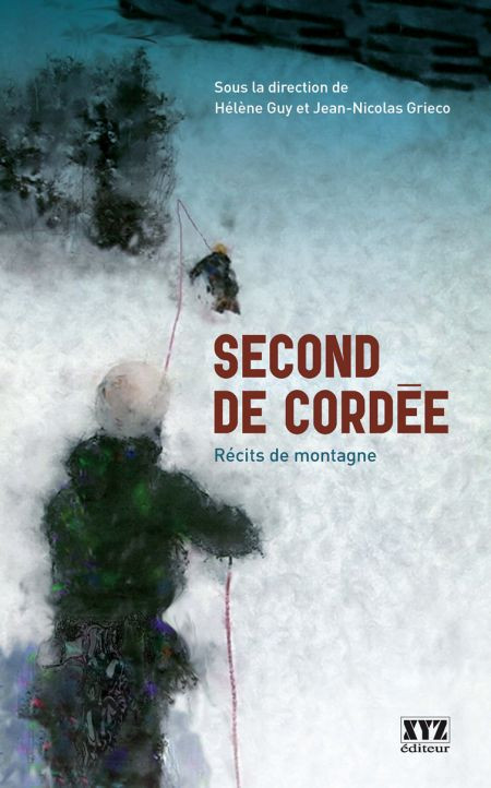 Couverture de Second de cordée