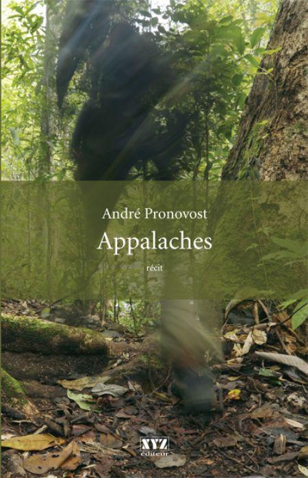 Couverture de Appalaches