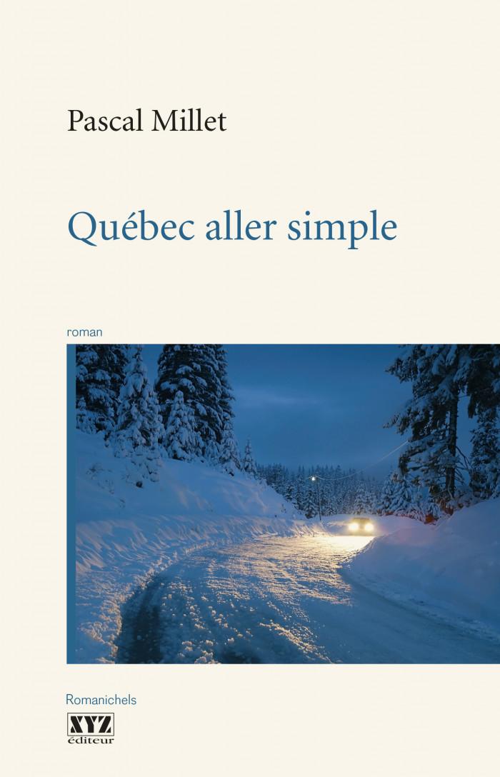 Couverture de Québec aller simple