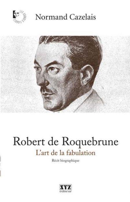 Couverture de Robert de Roquebrune