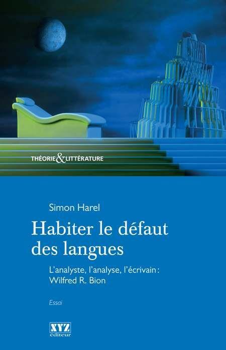 Couverture de Habiter le défaut des langues