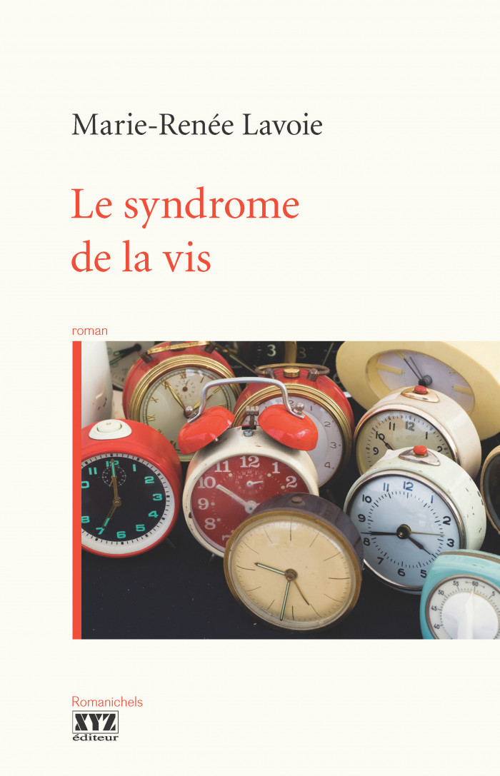 Couverture de Le syndrome de la vis