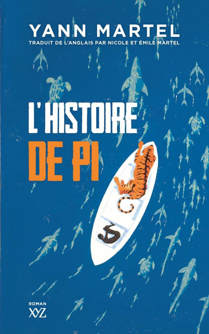 Couverture de L'histoire de Pi