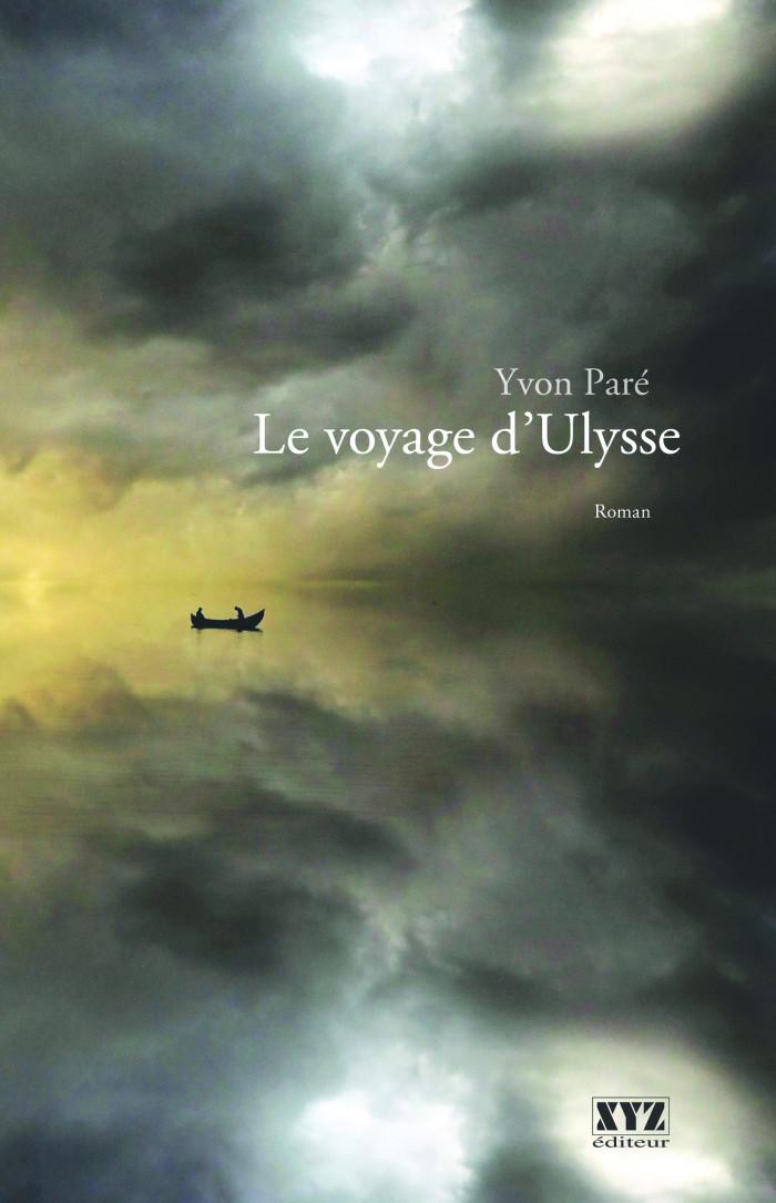 Couverture de Le voyage d'Ulysse