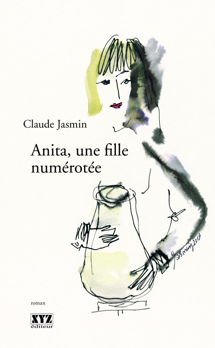 Couverture de Anita, une fille numérotée