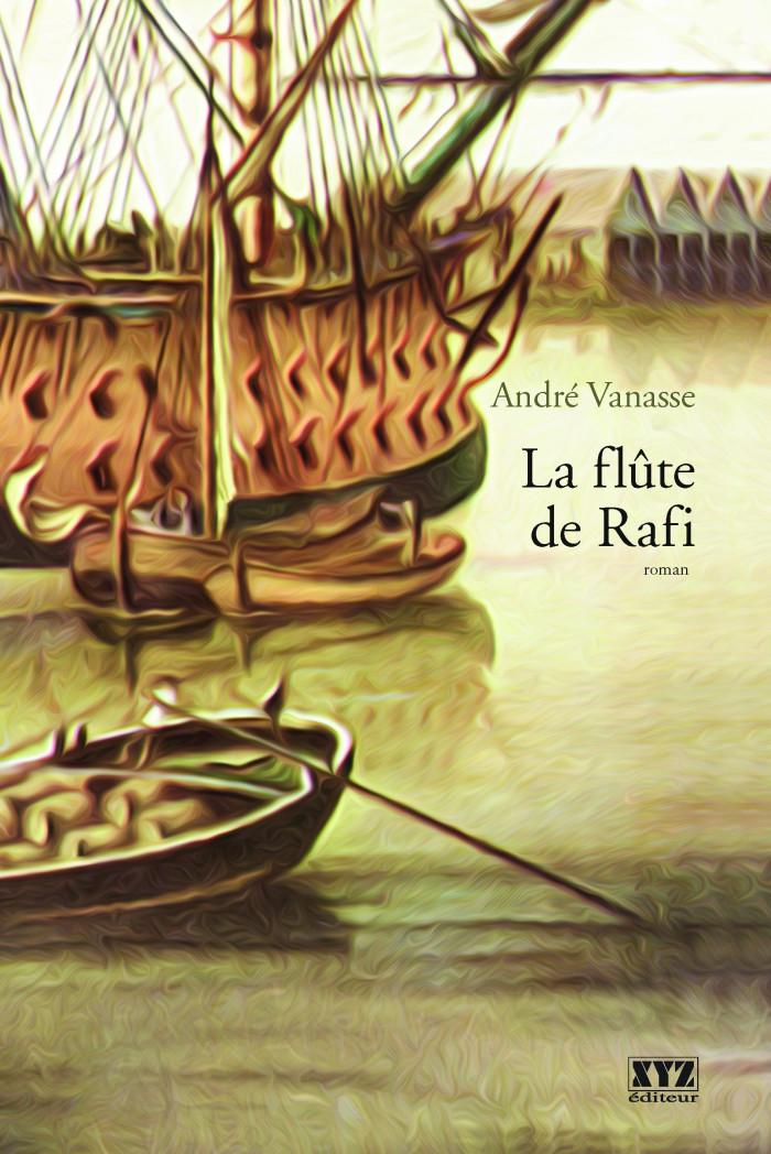 Couverture de La flûte de Rafi