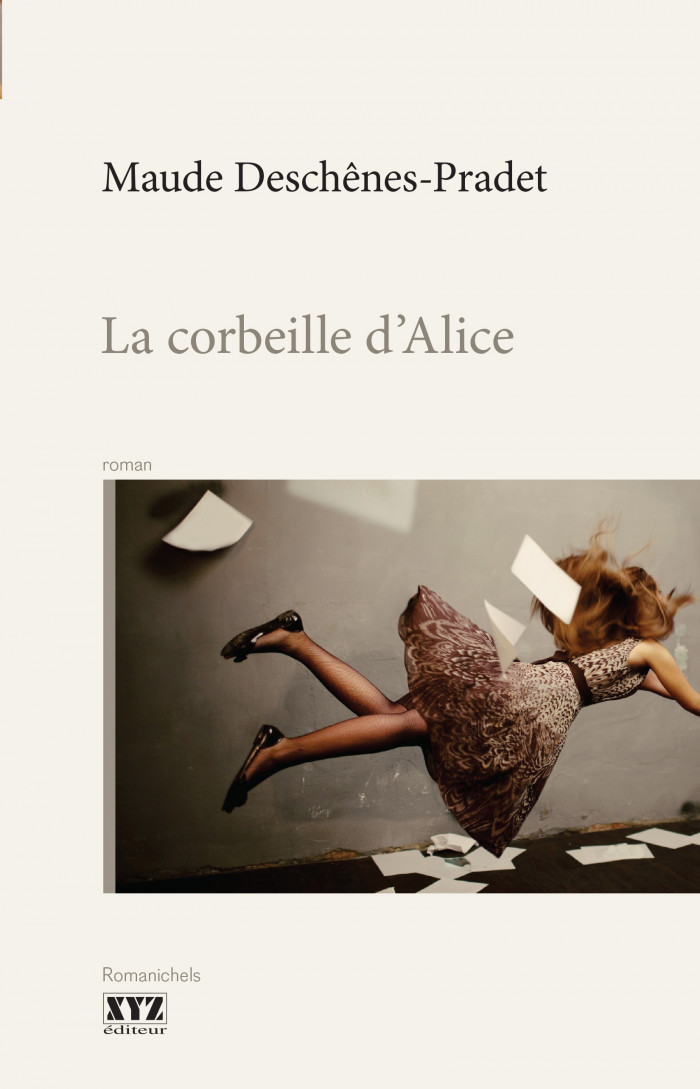 Couverture de La corbeille d'Alice