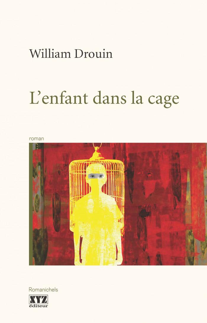 Couverture de L'enfant dans la cage