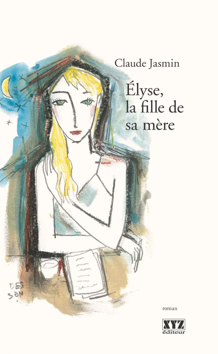 Couverture de Élyse, la fille de sa mère