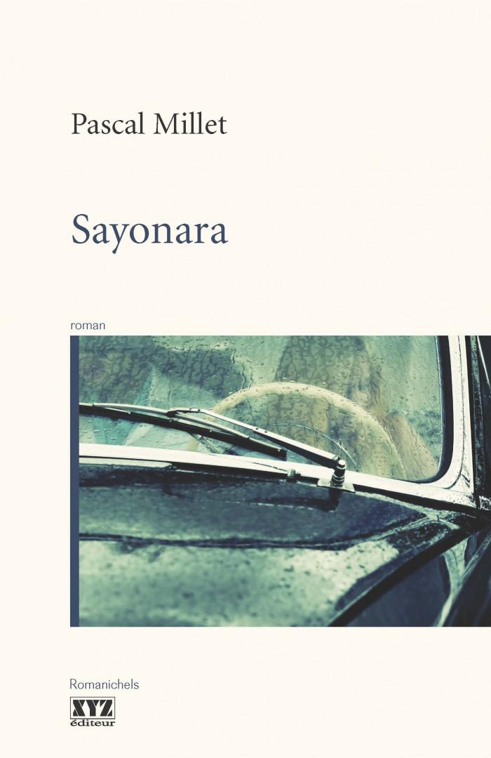 Couverture de Sayonara