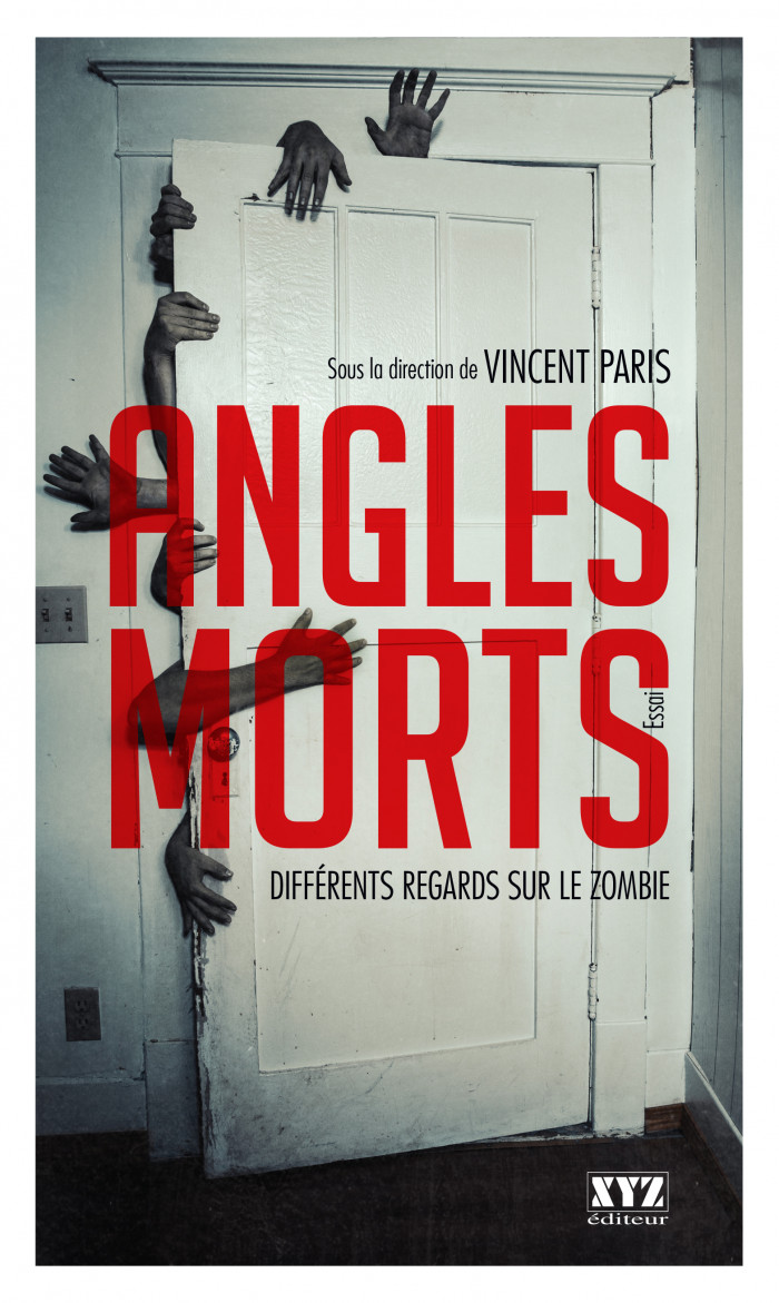 Couverture de Angles morts