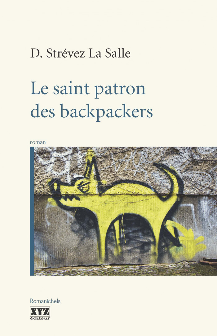 Couverture de Le saint patron des backpackers