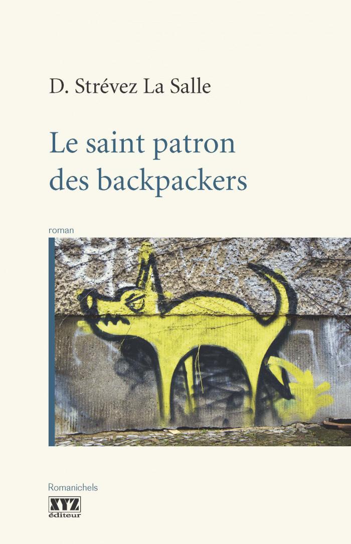 Couverture de Le saint patron des backpackers