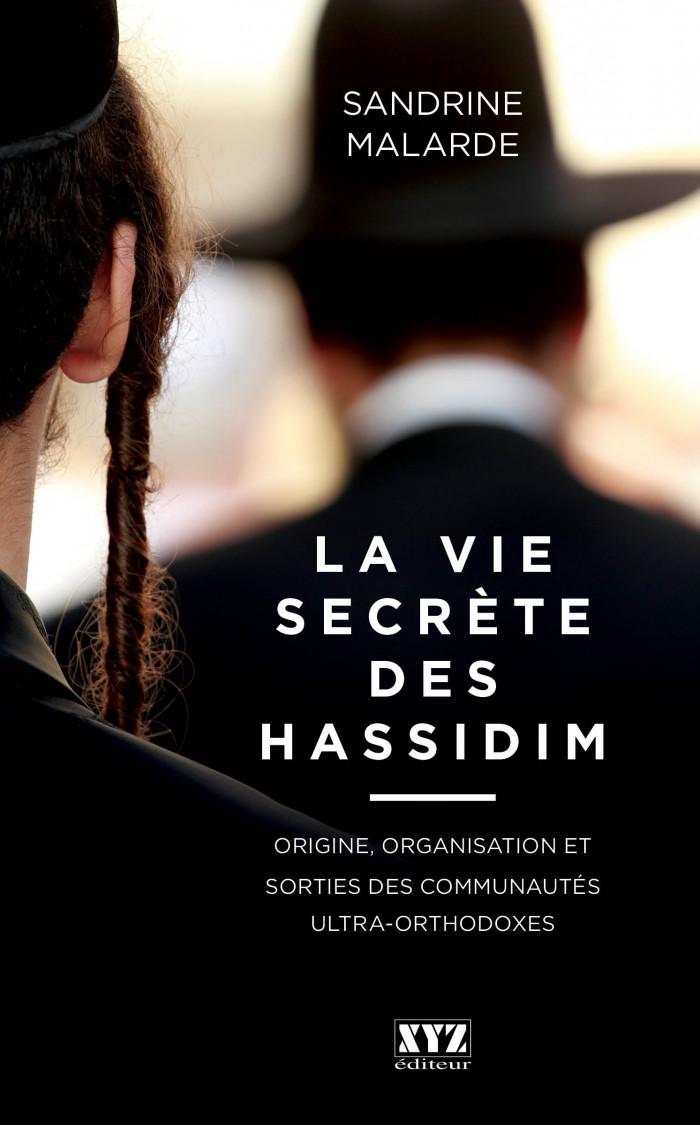 Couverture de La vie secrète des hassidim