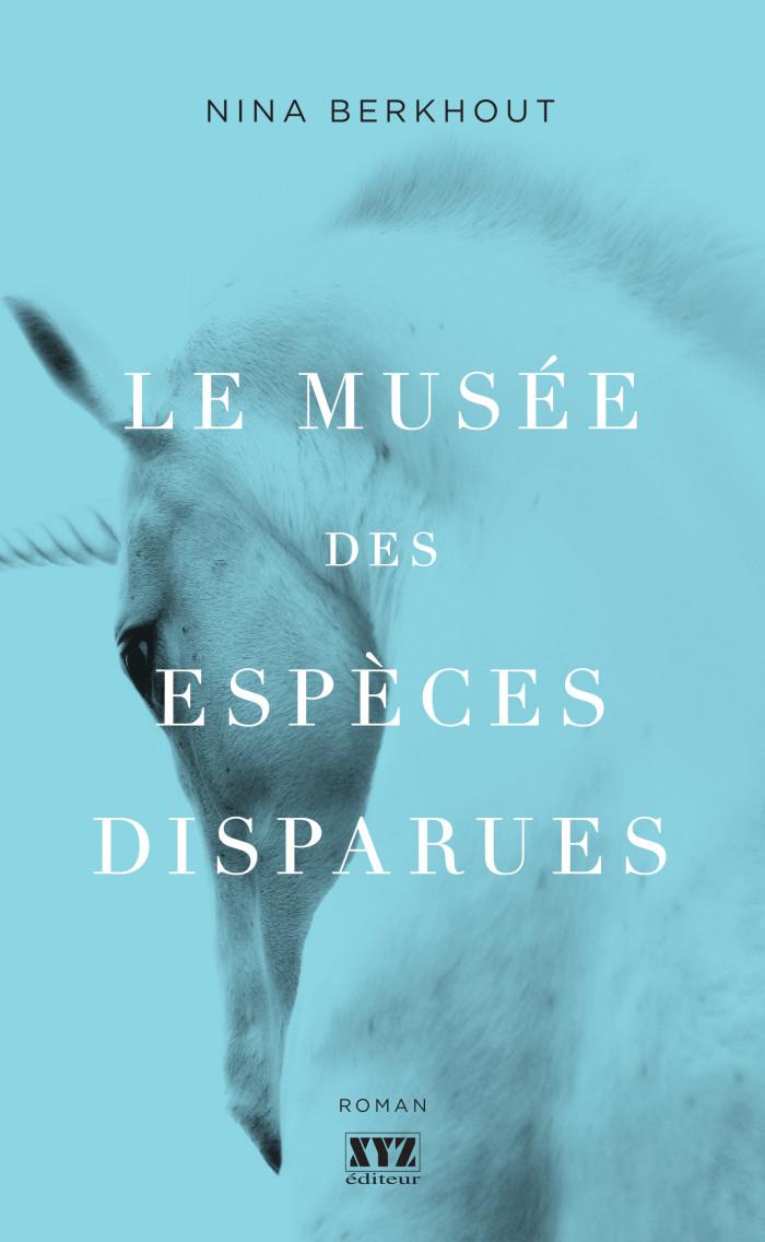 Couverture de Le Musée des espèces disparues