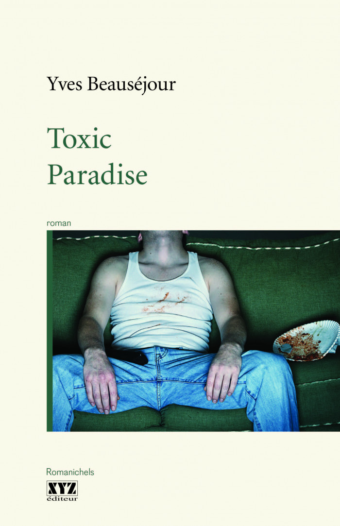 Couverture de Toxic Paradise