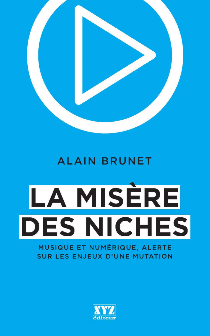 Couverture de La misère des niches