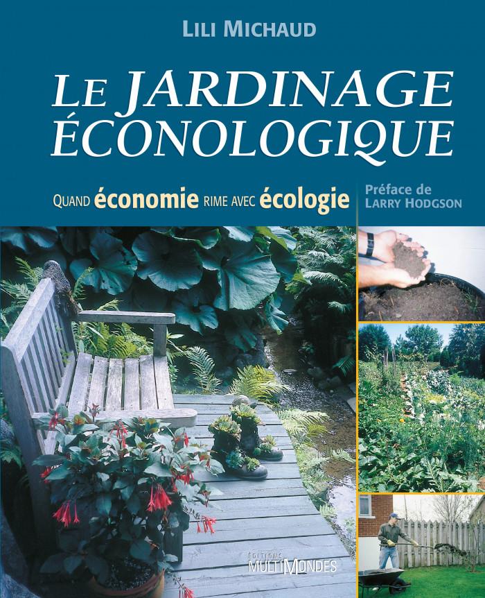 Couverture de Le jardinage éconologique